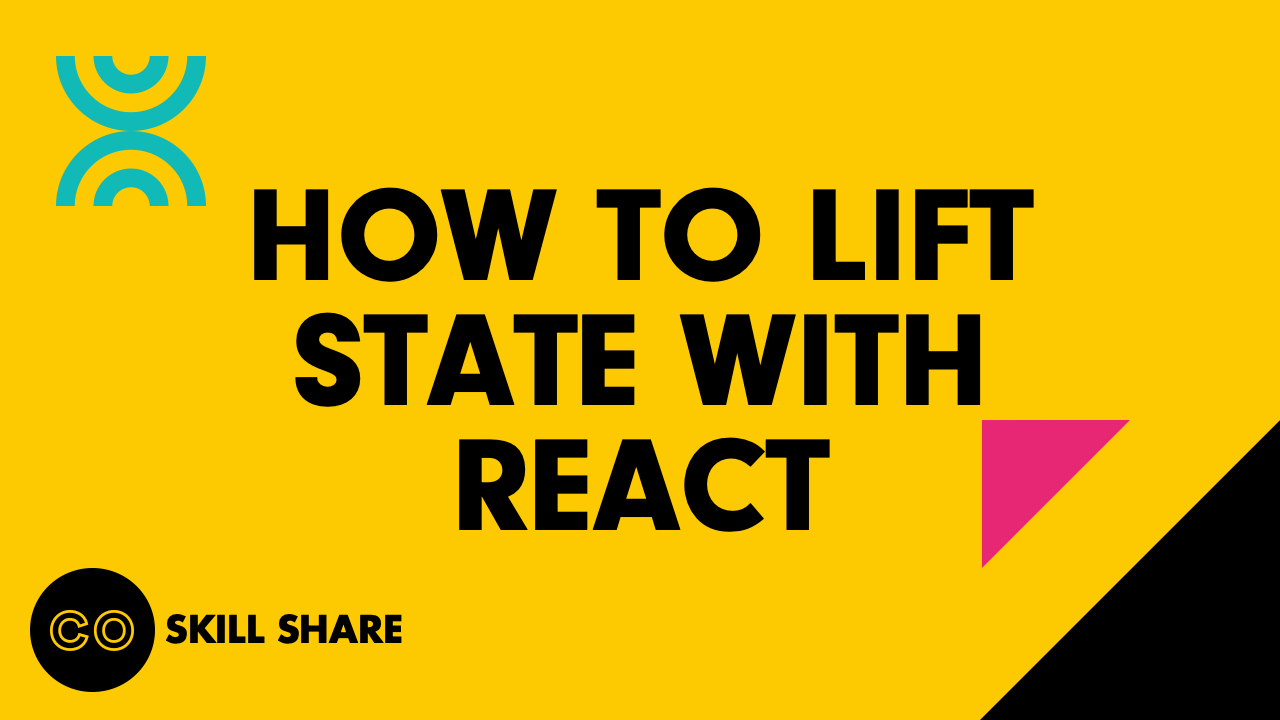 How to Lift State with React